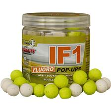BOUILLETTE FLOTTANTE STARBAITS PERFORMANCE CONCEPT IF1 FLUO POP UP