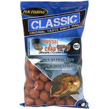 Baits & Additives Fun Fishing CLASSIC BOILIES 20KG ET 80KG SPICY FISH