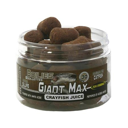 BOUILLETTE FUN FISHING GAMME GIANT MAX SPECIAL SILURE