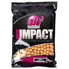 Mainline Baits  HIGH IMPACT 1KG Peaches & Cream Ø20mm