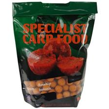 Appâts & Attractants Mistral Baits ROSEHIP ISOTONIC 1KG 20MM