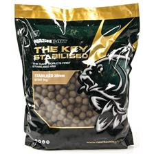 Baits & Additives Nashbait THE KEY STABILISED O 20MM 1KG