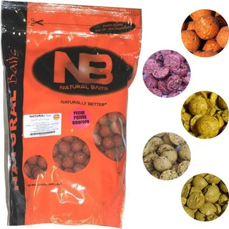 BOUILLETTE NATURAL BAITS SPEED TENTATION