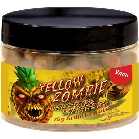 BOUILLETTE RADICAL METHOD MARBLES YELLOW ZOMBIE
