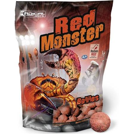 BOUILLETTE RADICAL RED MONSTER