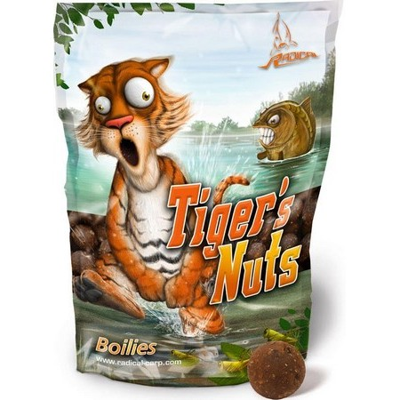BOUILLETTE RADICAL TIGER'S NUTS