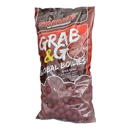 BOUILLETTE STARBAITS GRAB & GO GLOBAL - 1KG