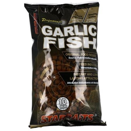 BOUILLETTE STARBAITS PB CONCEPT GARLIC FISH