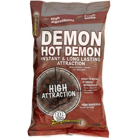 BOUILLETTE STARBAITS PERFORMANCE CONCEPT DEMON HOT DEMON