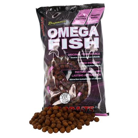 BOUILLETTE STARBAITS PERFORMANCE CONCEPT OMEGA FISH
