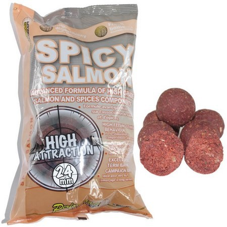 BOUILLETTE STARBAITS PERFORMANCE CONCEPT SPICY SALMON