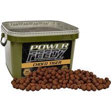 Baits & Additives Star Baits POWER FEEDZ CHOCO TIGER 20MM