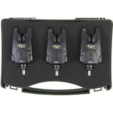 BOX 3 BITE ALARMS CARP SPIRIT CLASSIC CSC 1