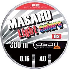 BRAID ASARI MASARU LIGHT COLORS - 300M