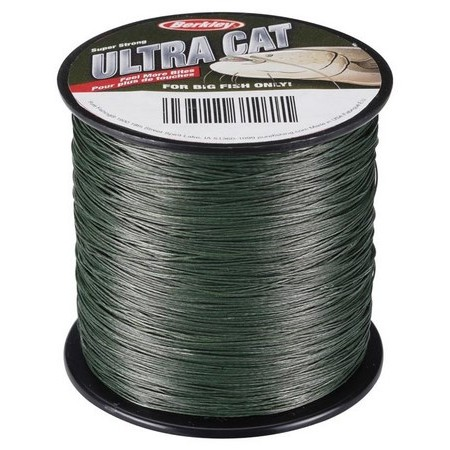 BRAID BERKLEY ULTRA CAT MOSS GREEN