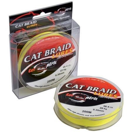 BRAID CAT SPIRIT BRAID LURES