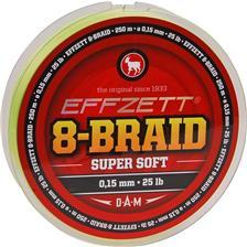 BRAID DAM EFFZETT 8 BRAID - GREEN - 2000M