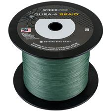 BRAID SPIDERWIRE DURA 4 GREEN - 1800M