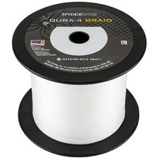 BRAID SPIDERWIRE DURA 4 TRANSLUCENT - 1800M