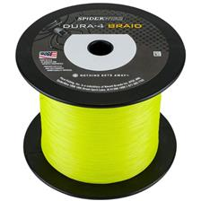 BRAID SPIDERWIRE DURA 4 YELLOW - 1800M