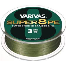 BRAID VARIVAS SUPER 8 PE - 200M