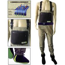 BREATHING WADERS SEMPE 5 COUCHES
