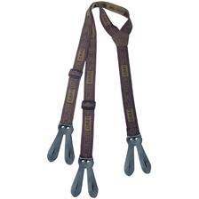 BRETELLES HOMME HART LEATHER JOINT SUSPENDERS