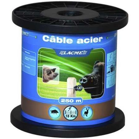 CABLE ACIER LACME - 500M