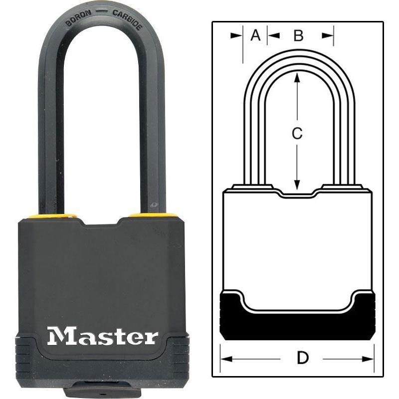 cadenas master lock excell. Black Bedroom Furniture Sets. Home Design Ideas