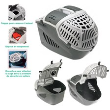 CAGE DE TRANSPORT CHIEN & CHAT AVIOR PET CARRIER