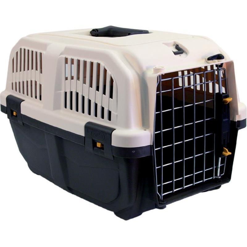 caisse de transport chat chien skudo iata. Black Bedroom Furniture Sets. Home Design Ideas