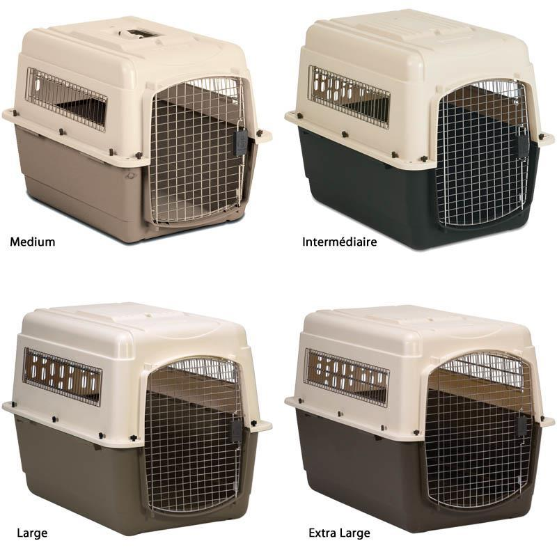 caisse de transport petmate vari kennel ultra fashion chat chien. Black Bedroom Furniture Sets. Home Design Ideas