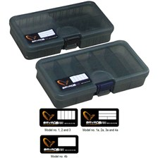 CAIXA P/ AMOSTRAS SAVAGE GEAR LURE BOXES
