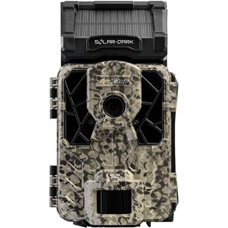 CAMERA DE CHASSE SPYPOINT SOLAR-DARK SOLAIRE LEDS NOIRES INVISIBLES