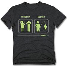 CAMISETA HOMBRE STARBAITS PROBLEM SOLVED