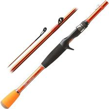 Carrot Stix  WILD WILD ORANGE CANNE CASTING MONO 2.13m 7/21g