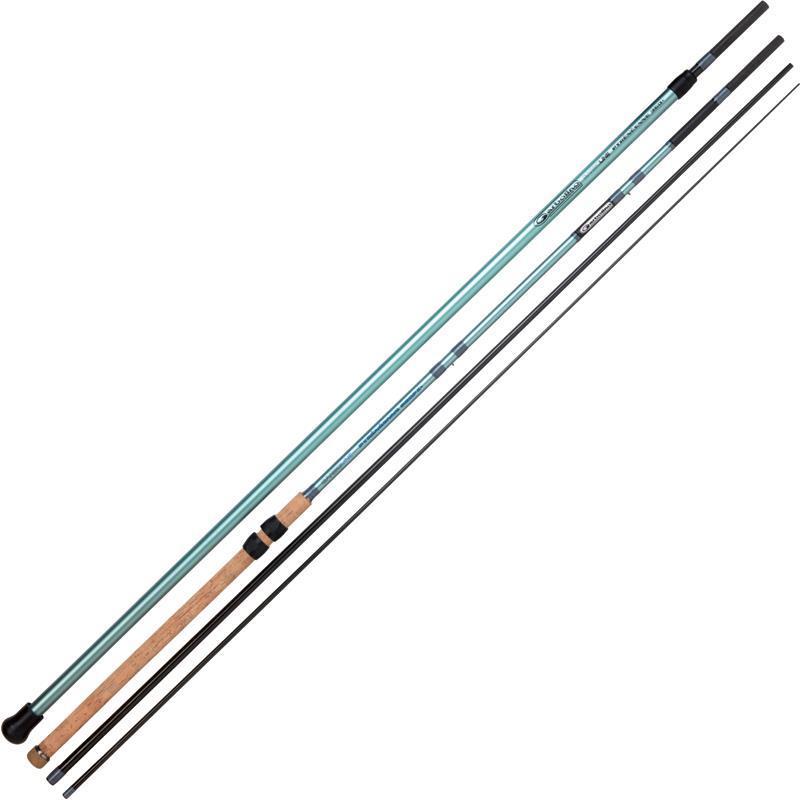 canne truite fil interieur telereglable garbolino garboline pyreneenne