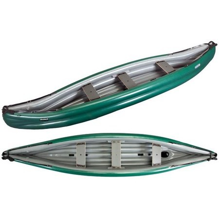 CANOE GONFLABLE GUMOTEX SCOUT RANDO