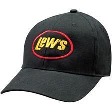 CAP LEW'S CAPBLACK BLACK