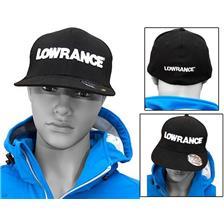 CAP LOWRANCE 3D BLACK