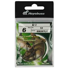 CARP HOOK HAYABUSA K-1 - PACK OF 10