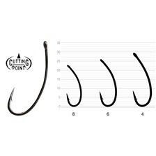 CARP HOOK OWNER C8-CARP UP 53268
