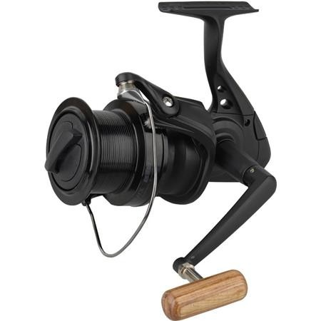 CARP REEL OKUMA CUSTOM BLACK