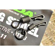 CARP SWIVEL KORDA QC RING SWIVEL