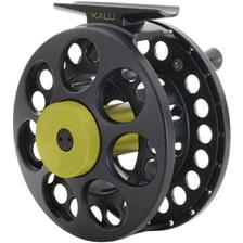 CARRETE MOSCA VISION KALU BLACK GREEN