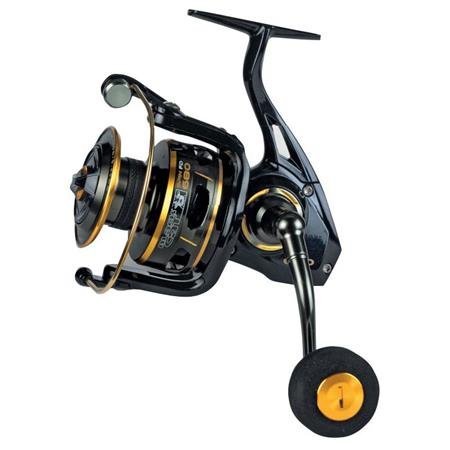 CARRETE SILURO BLACK CAT BUSTER SPIN FD