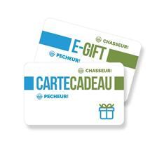 CARTA E-GIFT PECHEUR.COM