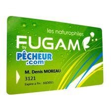 CARTÃO FUGAM BY PECHEUR.COM