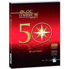 CARTE DE NAVIGATION FORWATER BLOC MARINE ATLANTIQUE