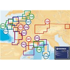 CARTOGRAPHIE NAVIONICS GOLD SMALL2 FRANCE FORMAT CF